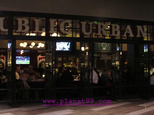 Todd's English Pub , Las Vegas