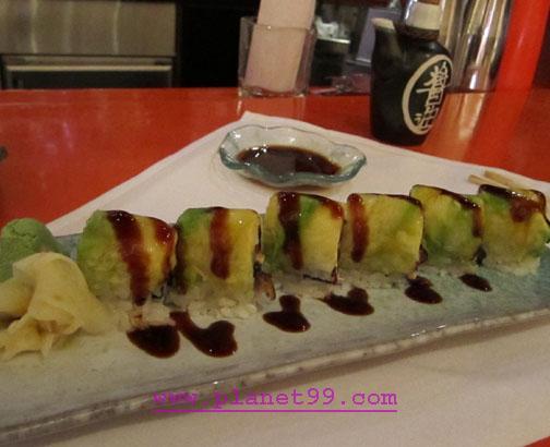 Sushi Samba , Las Vegas