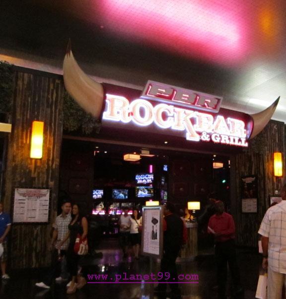 PBR Rockbar , Las Vegas