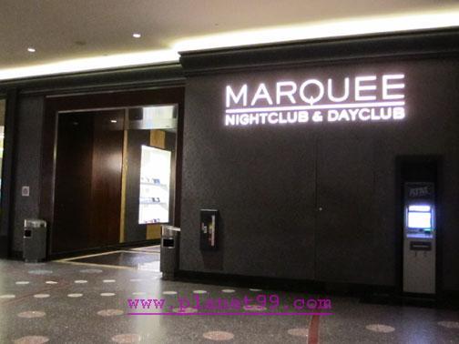 Marquee Nightclub and Dayclub , Las Vegas