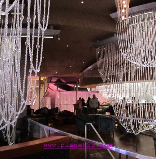 Chandelier Bar , Las Vegas