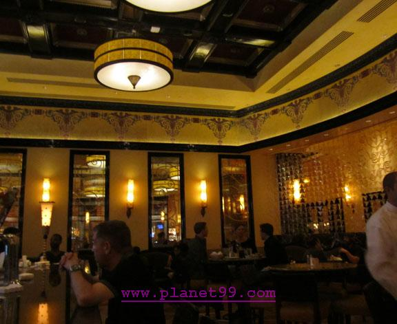 Grand Lux Cafe , Las Vegas