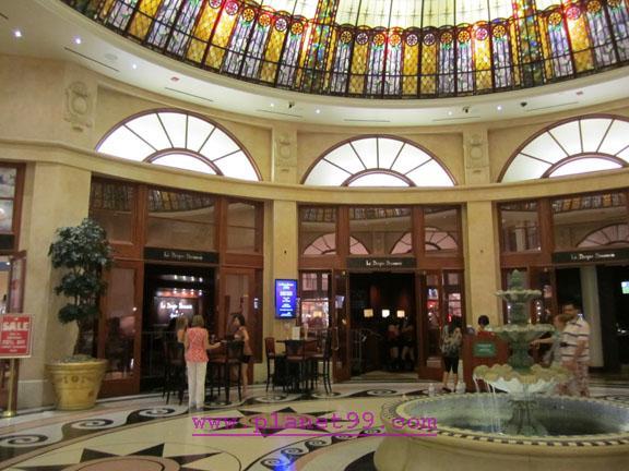 Le Burger Brasserie , Las Vegas