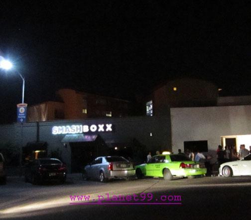 Smashboxx  , Scottsdale
