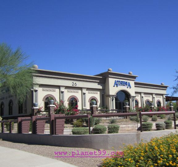 Athena Greek Cuisine , Phoenix