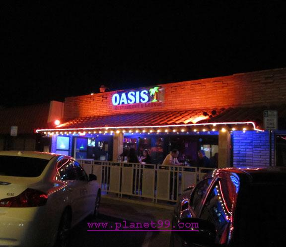 Oasis Restaurant and Lounge , Scottsdale