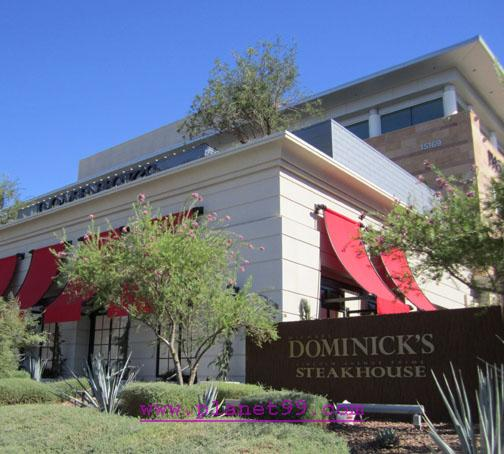 Dominick's Steakhouse , Scottsdale