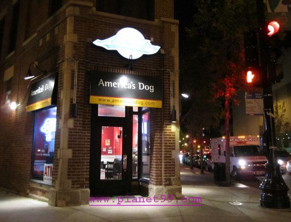 America's Dog , Chicago