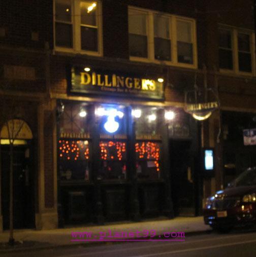 Dillinger's , Chicago