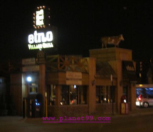 Etno Village Grill , Chicago