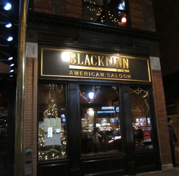 Black Finn American Saloon , Naperville