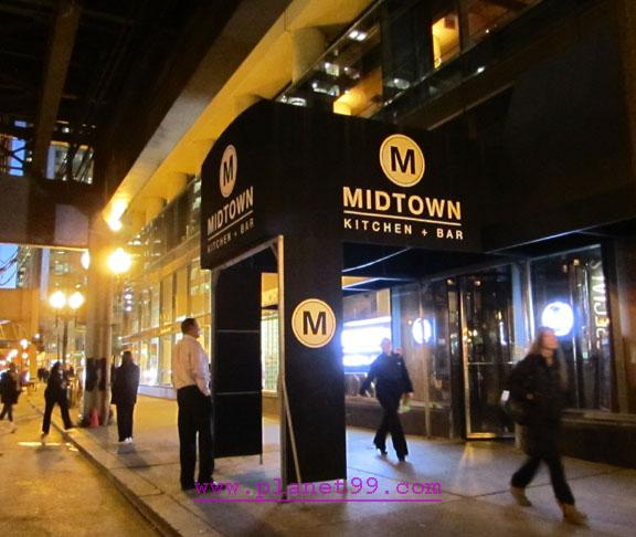 Midtown Kitchen and Bar , Chicago