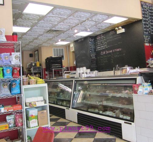 Z and H Market Cafe , Chicago