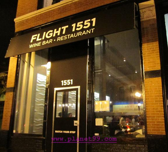 Flight 1551 , Chicago