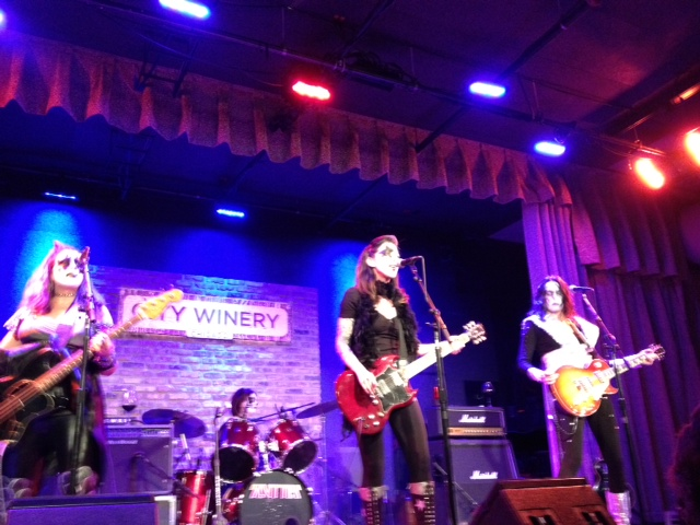 City Winery , Chicago