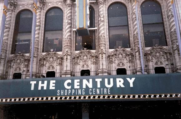 Century Shopping Center , Chicago