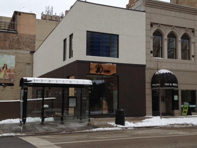 Sumi Robata Bar , Chicago