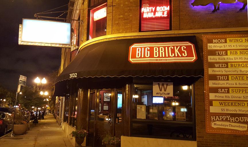 Big Bricks , Chicago