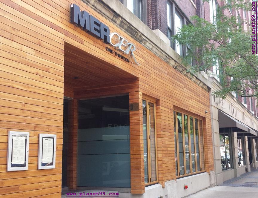 Mercer 113 , Chicago