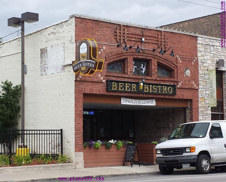 Beer Bistro North , Chicago