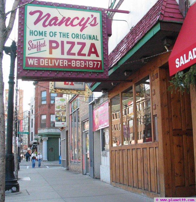 Nancy's Original Pizza , Chicago