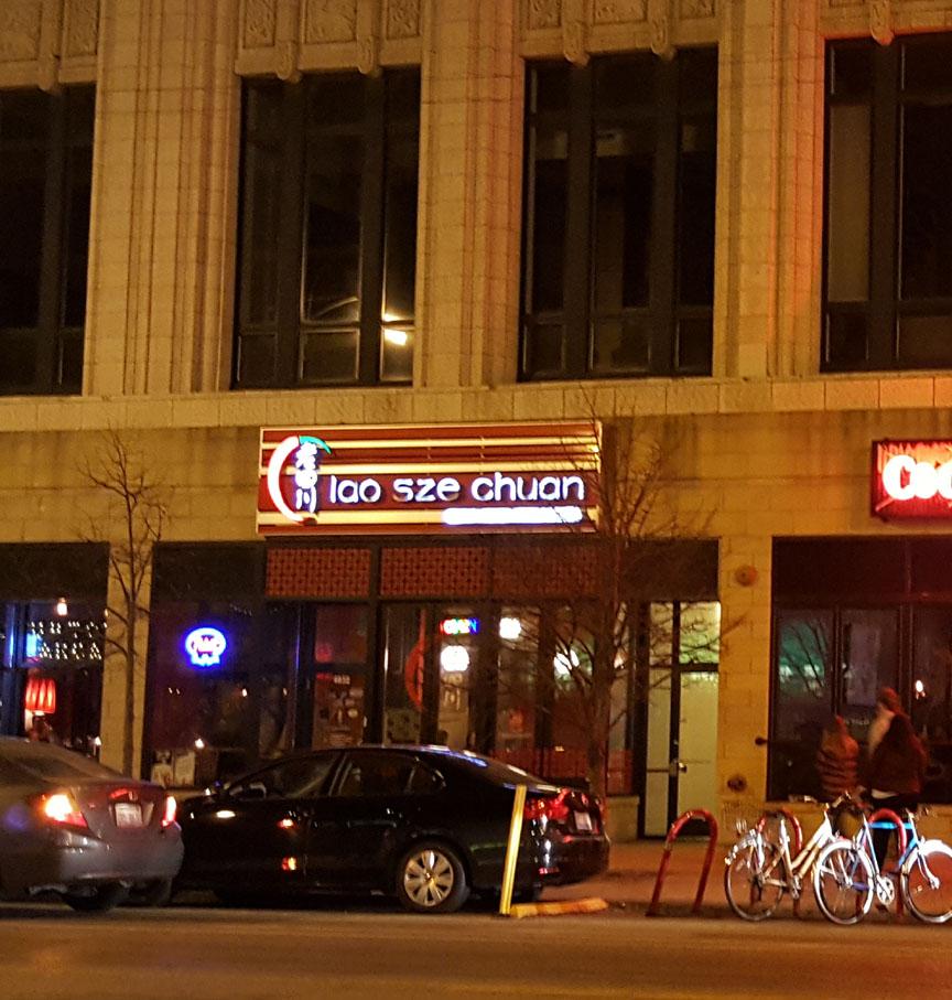 Lao Sze Chuan , Chicago