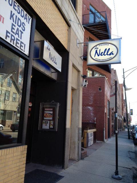 Pizzeria da Nella , Chicago