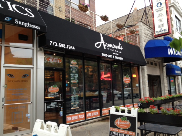 Armand's Pizzeria , Chicago