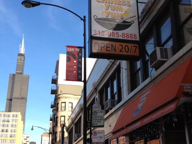 Chinese Yum Yum , Chicago