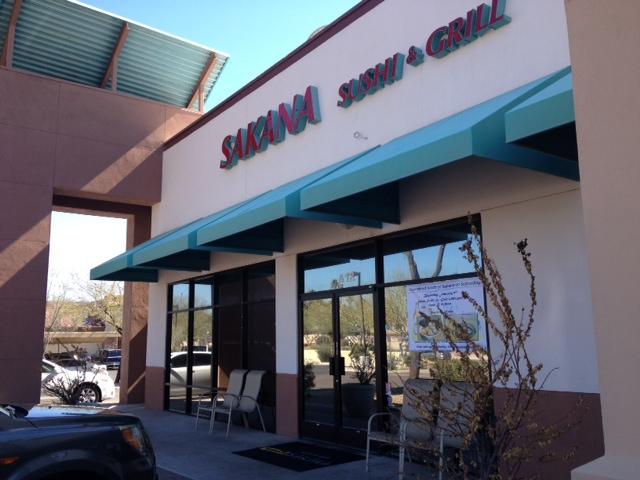 Sakana , Scottsdale