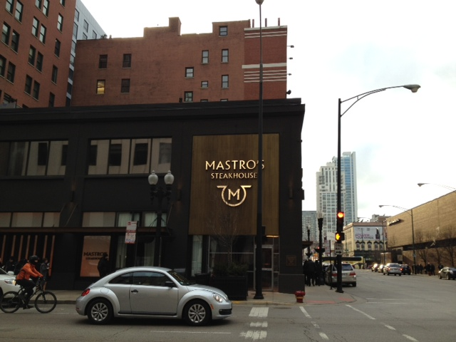 Mastro's Steakhouse , Chicago