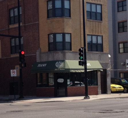 Hash , Chicago