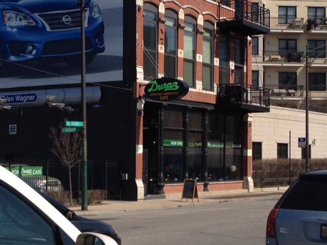 Duran Cafe , Chicago