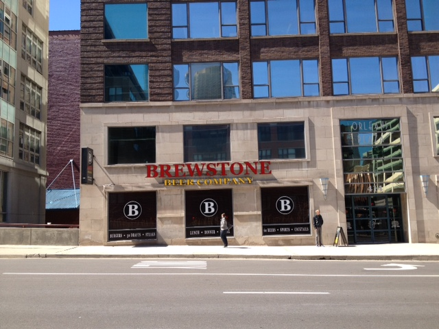 Brewstone Beer Company , Chicago