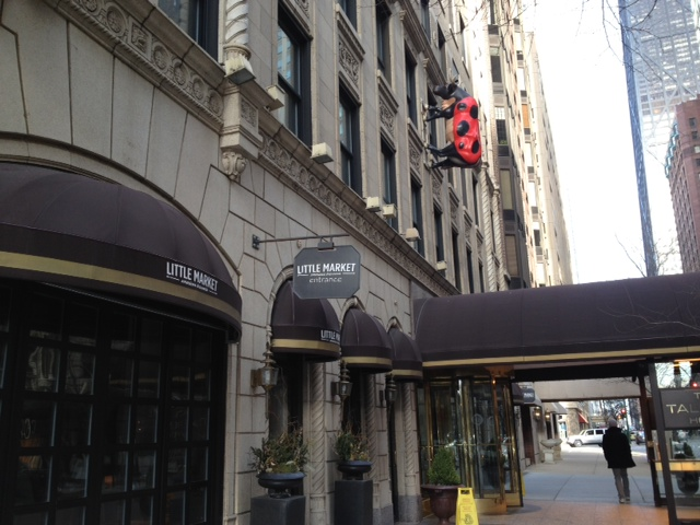 Little Market Brasserie , Chicago
