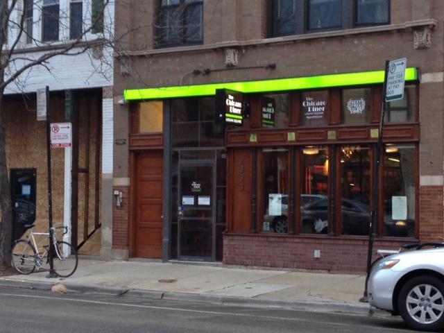 Chicago Diner , Chicago