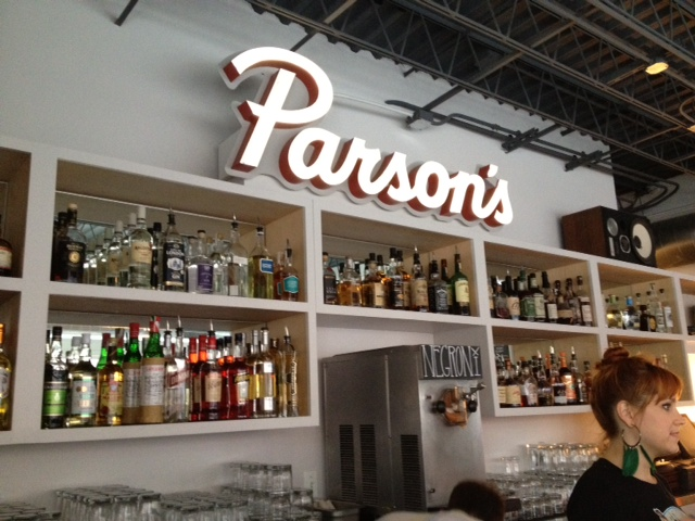 Parson's Chicken and Fish , Chicago
