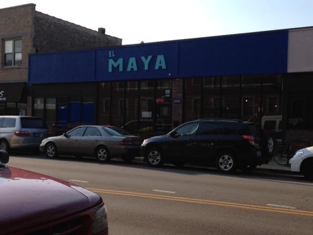 El Maya , Chicago