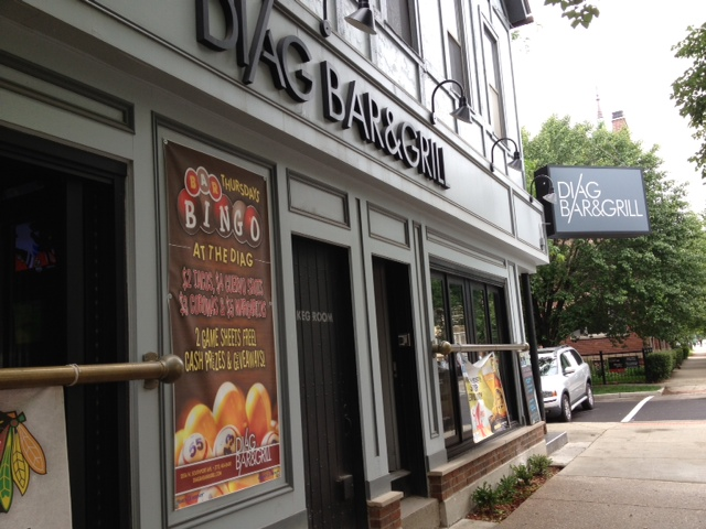 Diag Bar and Grill , Chicago
