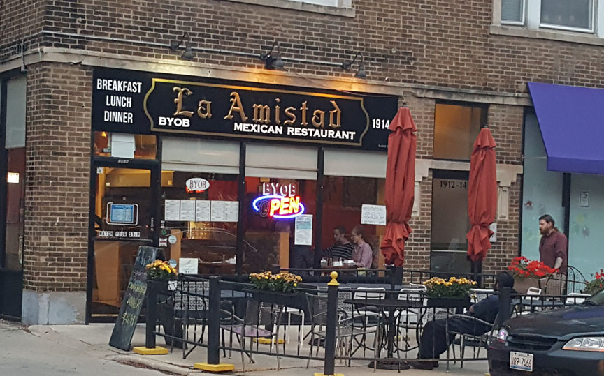 La Amistad , Chicago