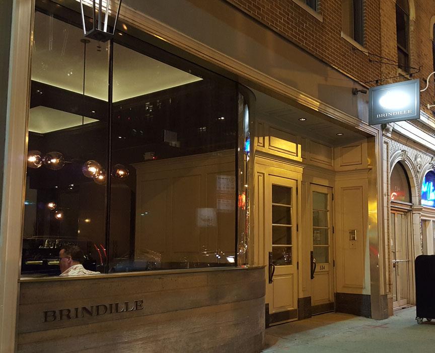 Brindille , Chicago