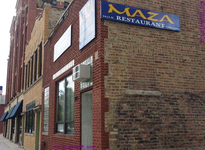 Maza , Chicago