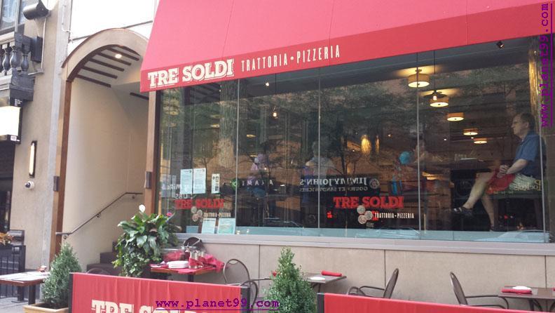 Tre Soldi , Chicago