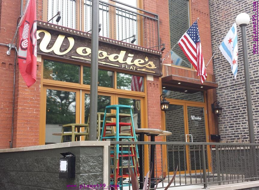 Woodie's Flat , Chicago