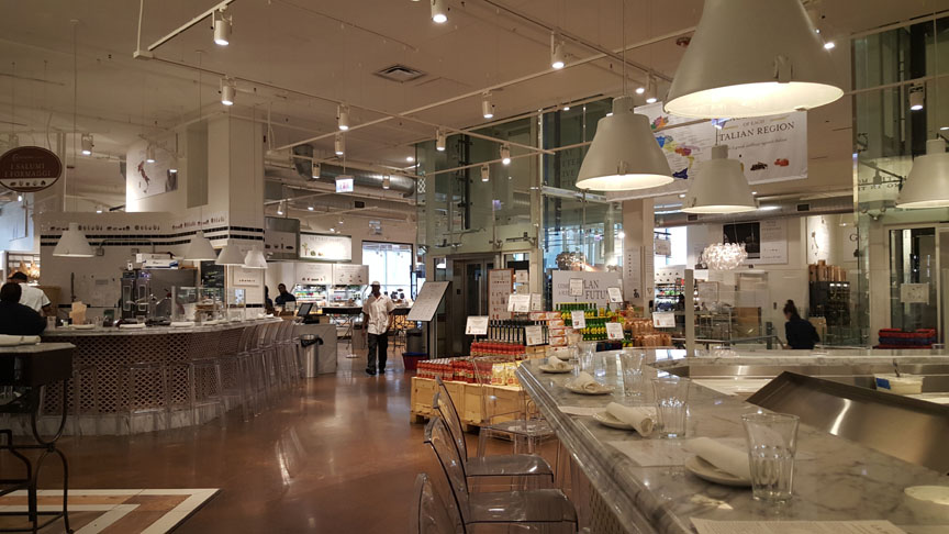 Eataly , Chicago