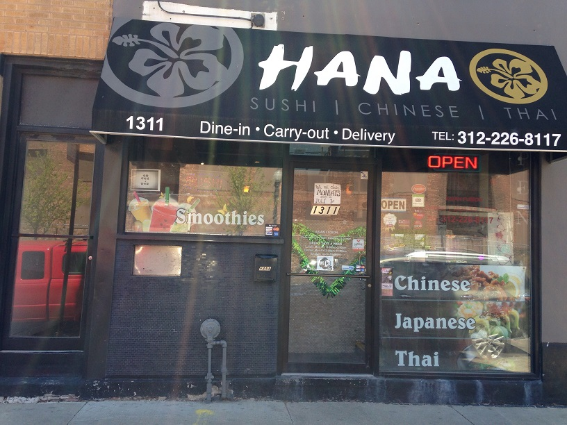 Hana , Chicago