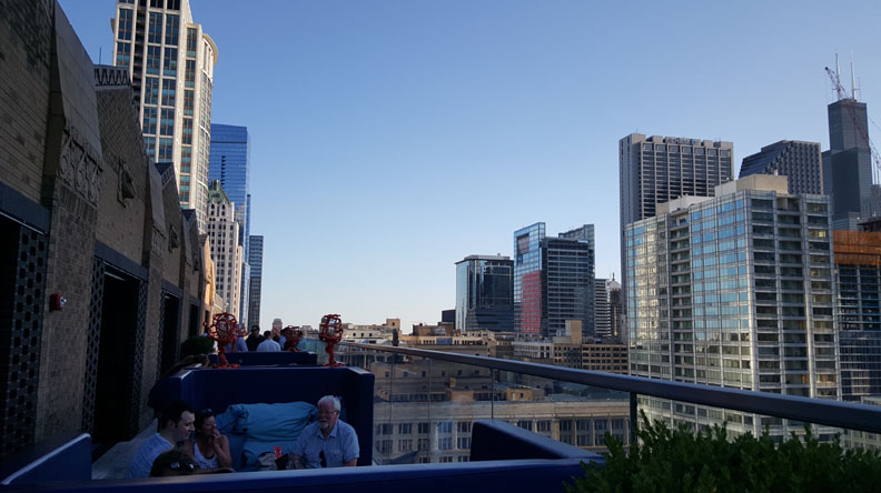 Cerise , Chicago