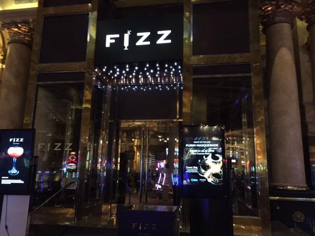 Fizz , Las Vegas