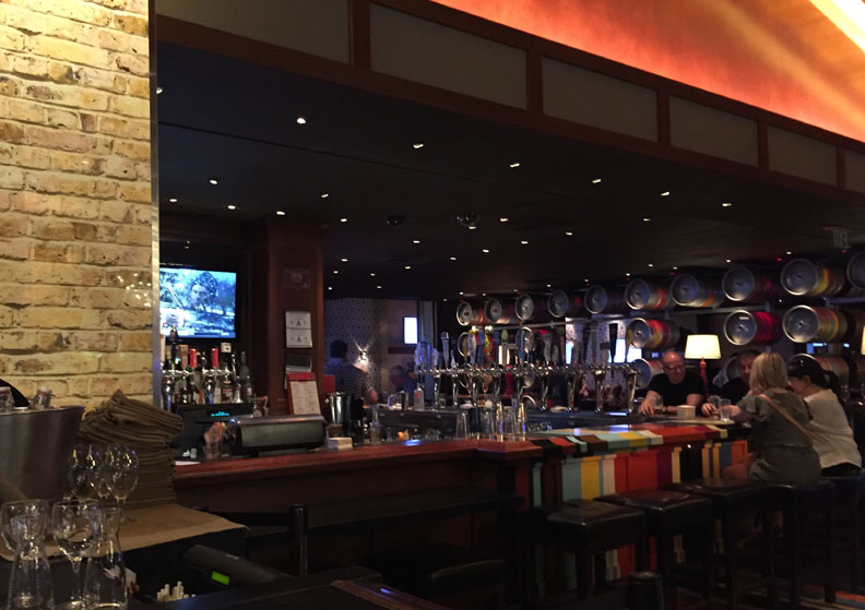 Gordon Ramsay Pub and Grill , Las Vegas