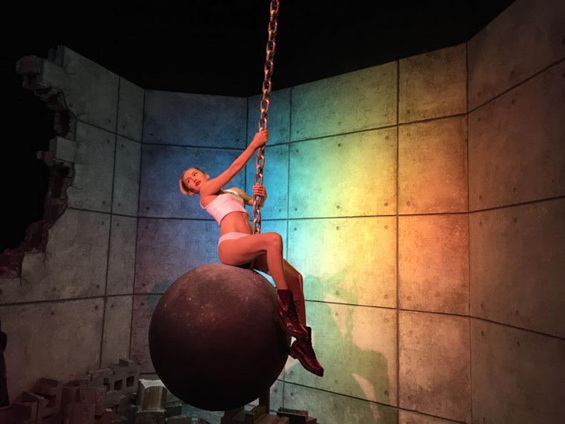 Madame Tussaud's Wax Museum , Las Vegas